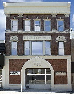 photo of the Ekum Title Monroe building
